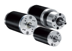 DCmind Brush Motors